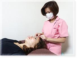 美容鍼灸施術の流れ02