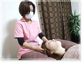 美容鍼灸施術の流れ05
